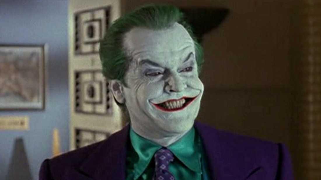 "Jack Nicholson i ""Batman""."