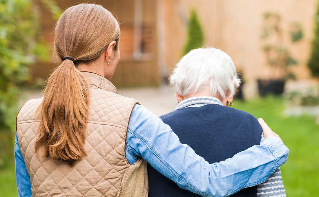 Det är inte de äldre som är fienden, skriver Wolfgang Hansson.