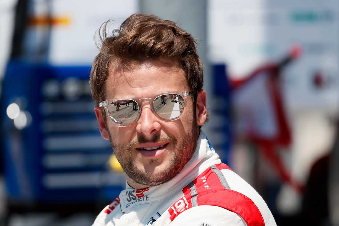 Marco Andretti.