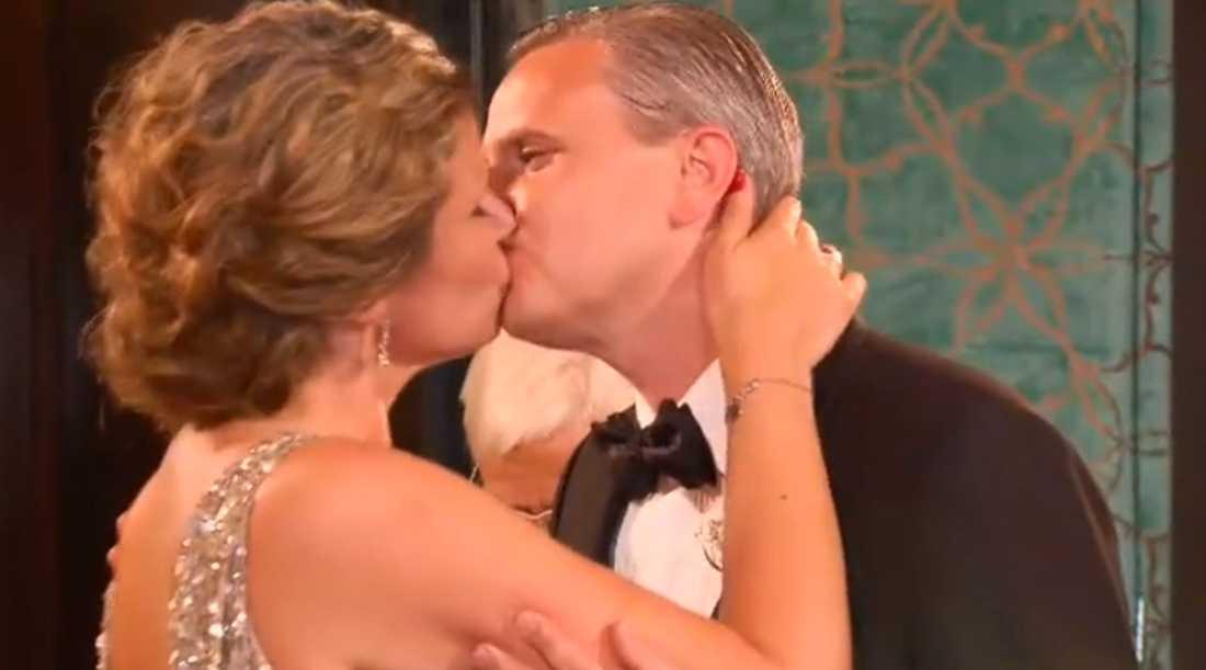Mikael och Tina skilde sig kort tid efter inspelningens slut.