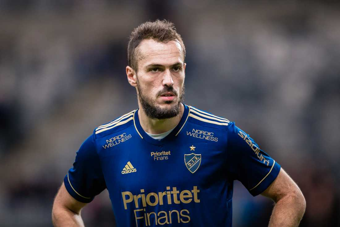 Emir Kujovic under svenska cupen 2020.