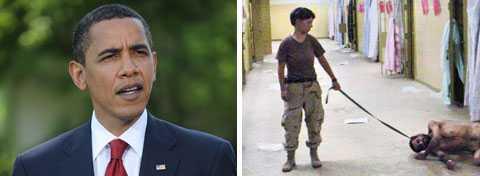 Barack Obama tänker inte publicera de nya bilderna på amerikanska soldater som kränker irakiska fångar på Abu Ghraib-fängelset i Bagdad. Det skulle elda på terroristgrupper hävdar han nu.