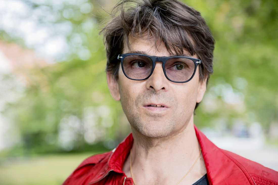 Niklas Strömstedt.