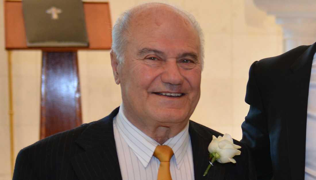 Elias Mardini dog till följd av coronaviruset den 28:e mars. Han blev 83 år.