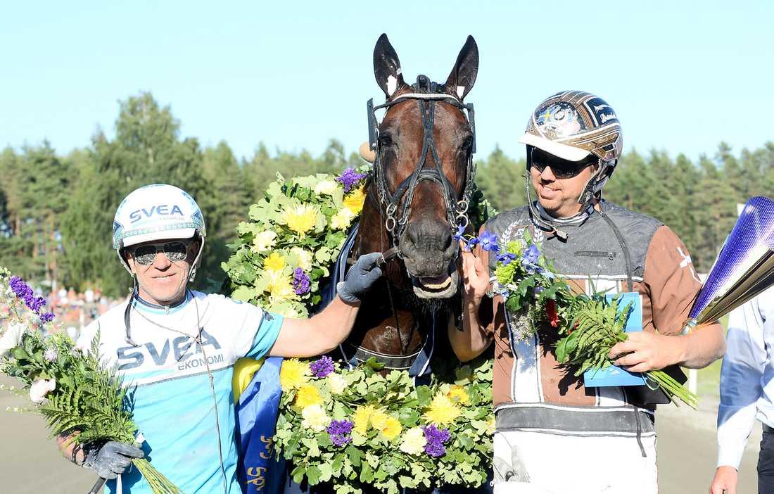 Örjan Kihlström, Propulsion och Daniel Redén jagar tredje raka segern i Hugo Åbergs Memorial.