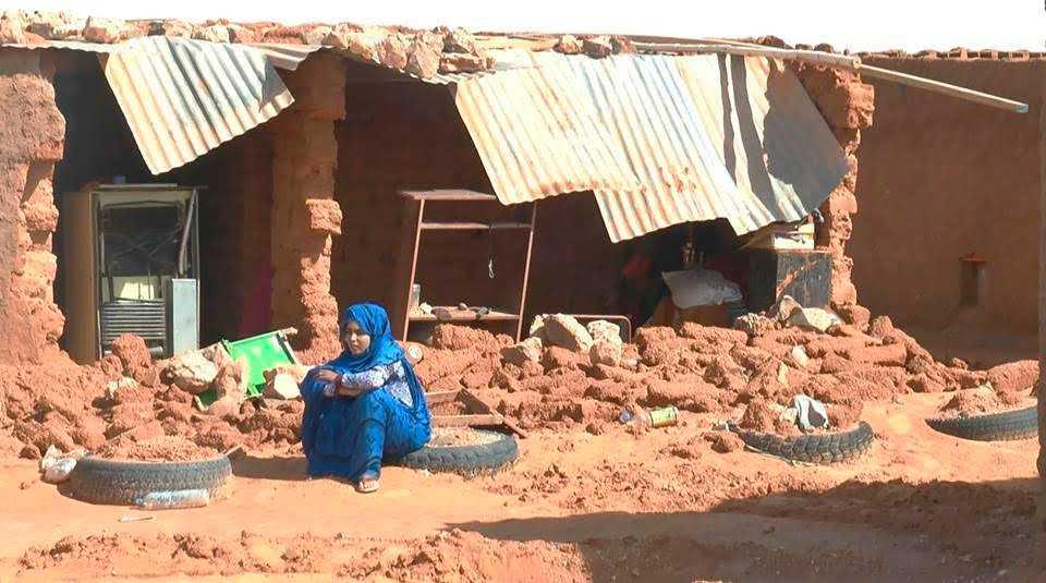 De flesta västsaharier lever i dag i flyktingläger under svåra förhållanden, skriver debattörerna.