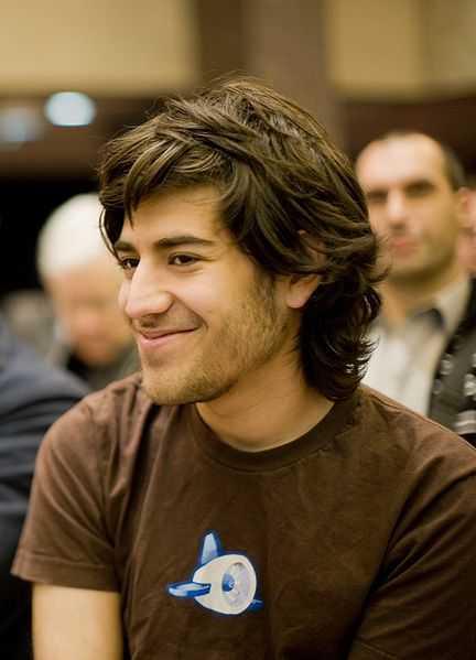 Hittades död Aaron Swartz blev 26 år gammal.