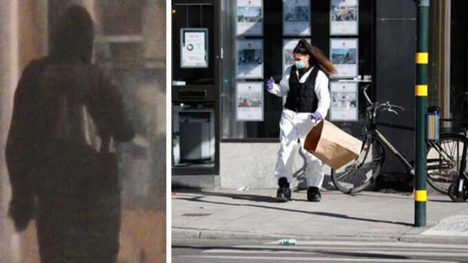 Kvinnan träffade en torped innan mordförsöket på Kungsholmen i september 2019
