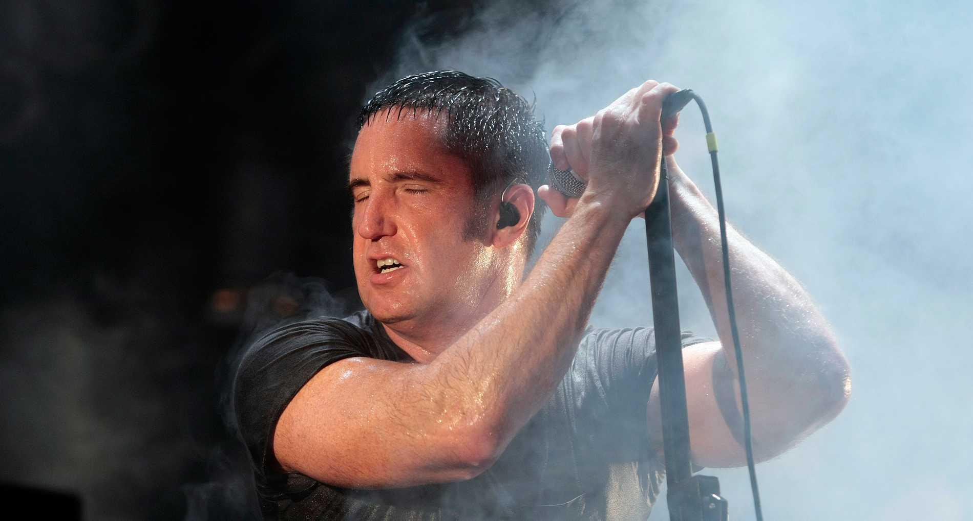 Trent Reznor i Nine Inch Nails.