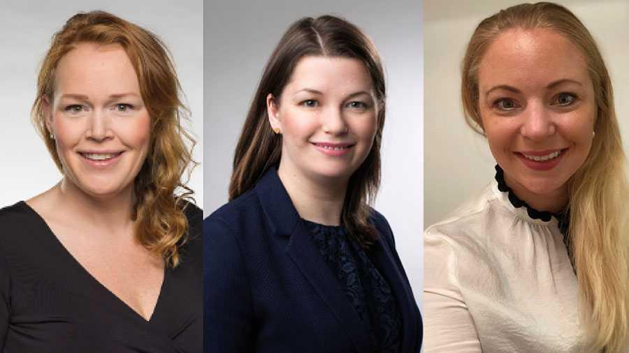 Mer än var tredje kvinna i Uppsala län uppger att de är otrygga när de vistas ute sent på kvällen, till och med i sitt eget bostadsområde. Moderaterna vill se förslag här och nu, skriver Therez Almerfors, Marta Obminska och Katarina Reigo.