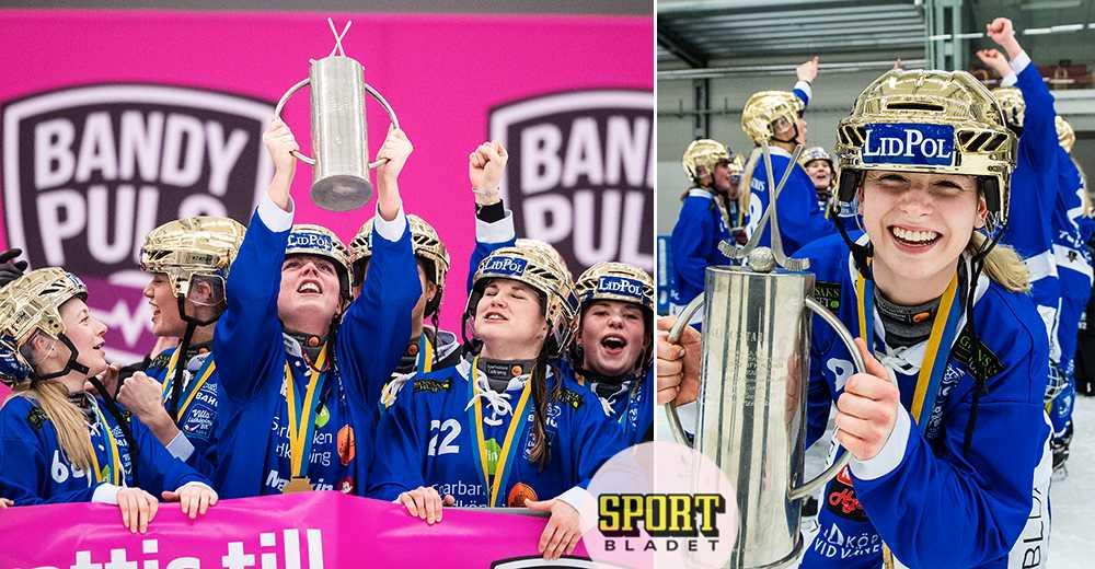 Suveräna Villa svenska mästare – efter 20 raka segrar