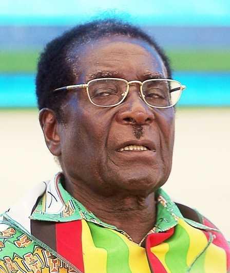 Robart Mugabe.