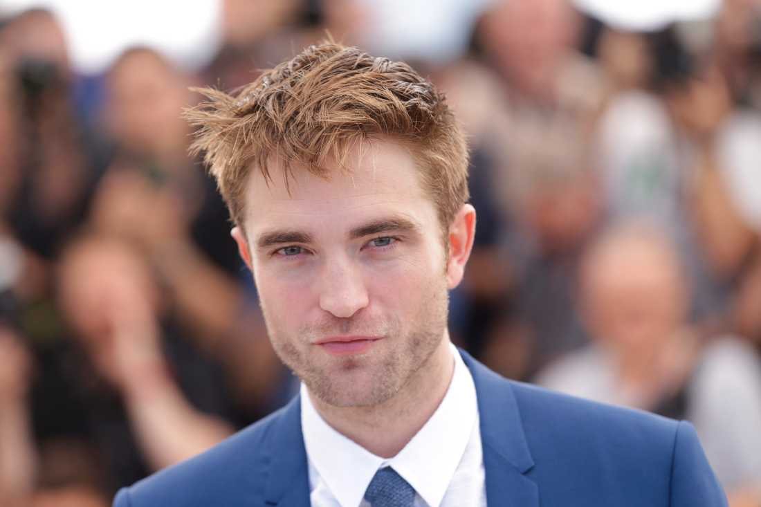 Robert Pattinson.