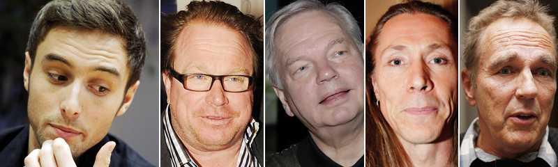 """Måns Zelmerlöw är den senaste i raden av kändisar som flyr """"Grillad"""". Anledningen är enligt hans talesperson att varken Lennie Norman eller Claes Malmberg längre finns kvar i tv-programmet."""