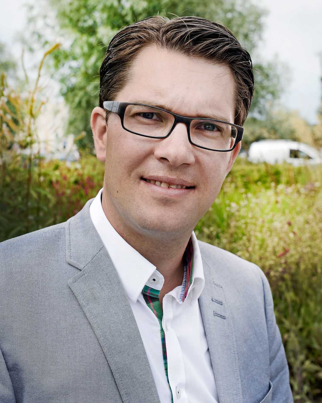 Jimmie Åkessons val i rollen som honom i filmen om honom själv? Jimmie Åkesson.