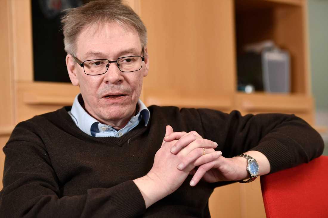 Chefsåklagare Krister Petersson är en av de bästa i branschen.