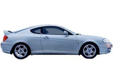 Hyundai Coupé Kommer: december? Hyundai Coupé byts ut i slutet av året. Kan få fyrhjulsdrift och V6-motor.