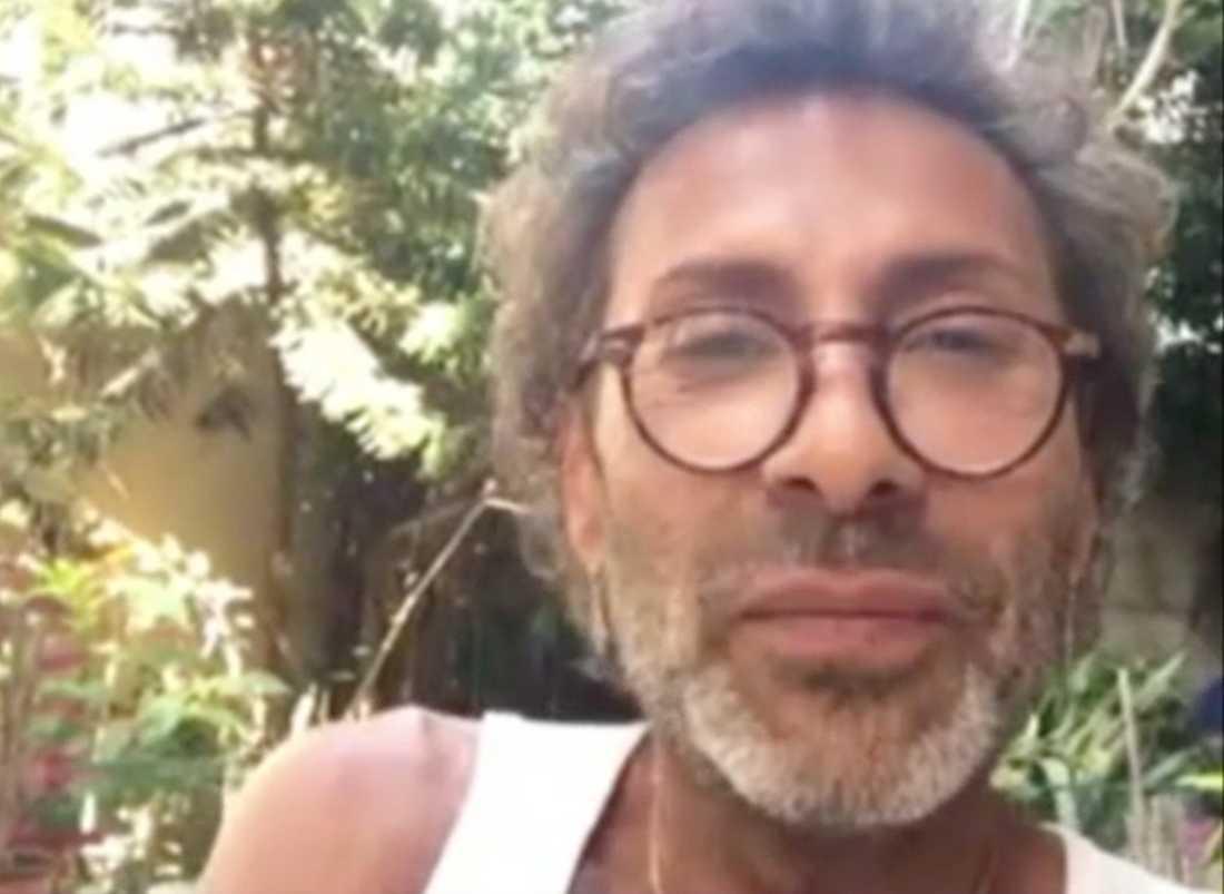 Jean-Pierre Barda har flyttat från Sverige till Israel