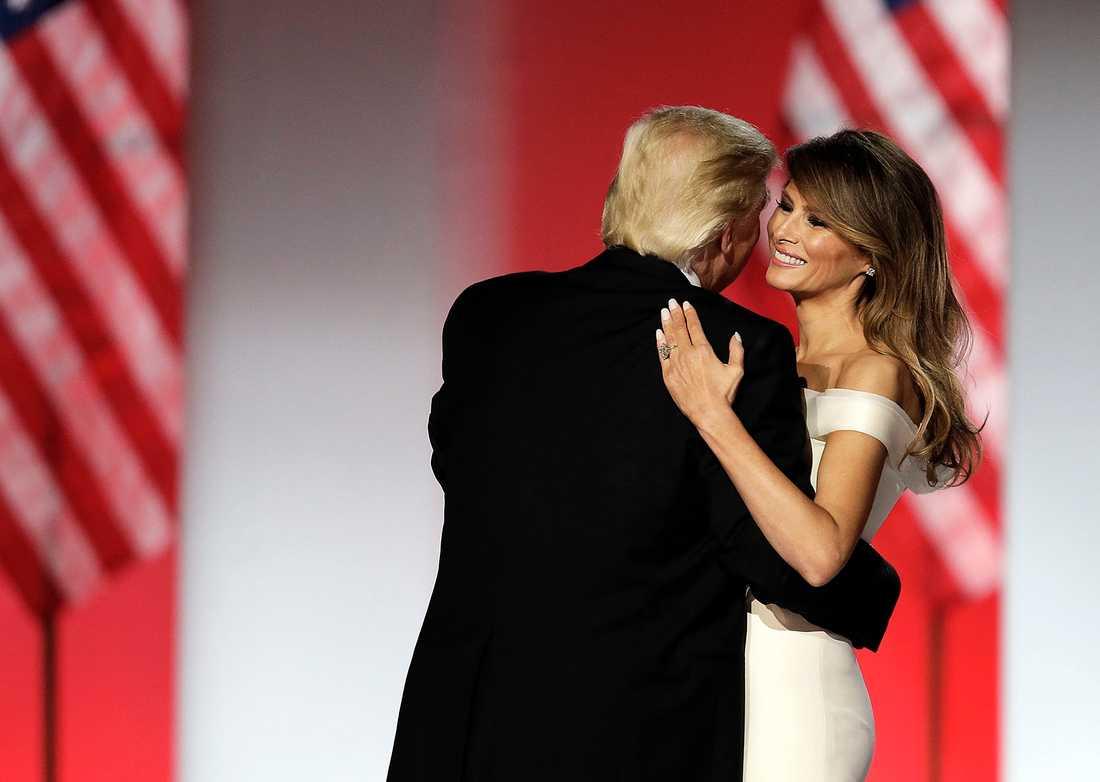 Trumps goda sida Sluta jaga presidenthustruar, de är inte folkvalda och har inget att stå till svars för.
