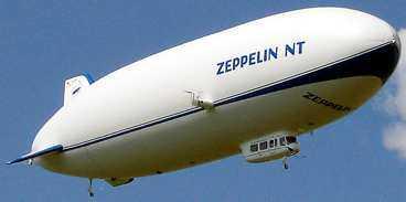 Se Bodensjön från ovan i en zeppelinare, fast det är dyrt.