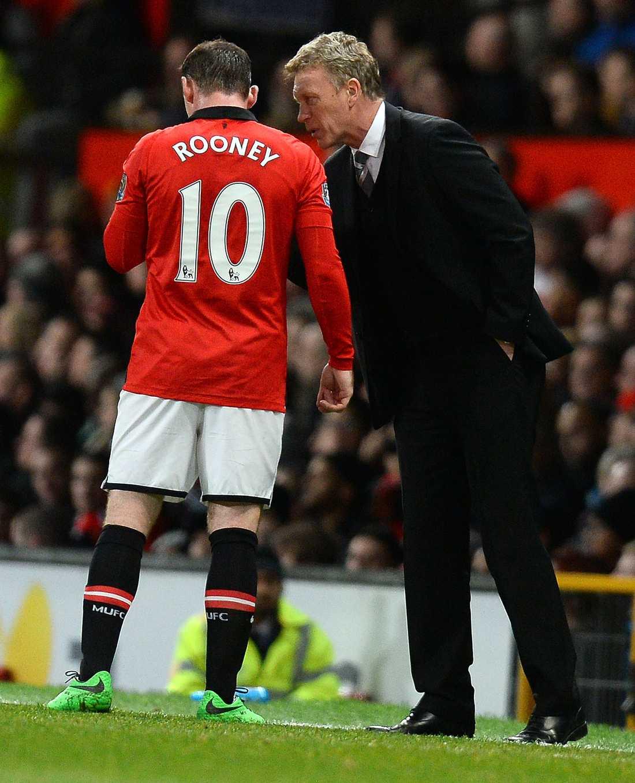 "David Moyes var kallad ""The Chosen One"" men i United blev det fiasko"
