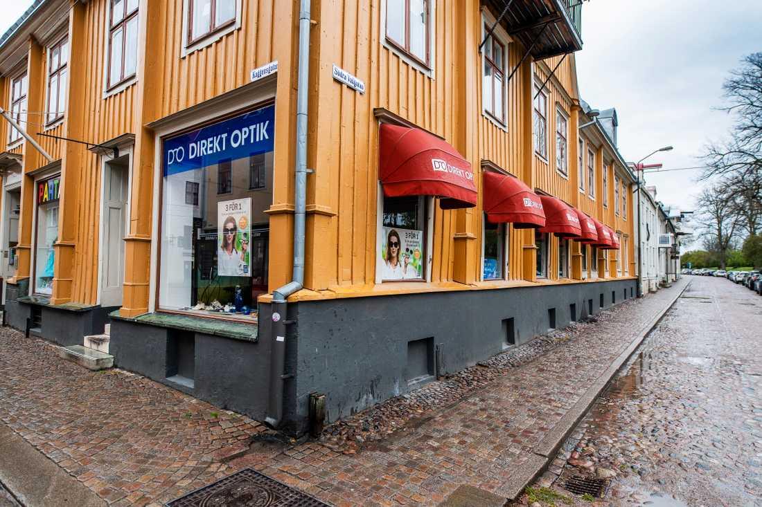 När Markus Linde hittade den perfekta lokalen slog han till. Mindre än ett halvår senare har han tvingats till konkurs.