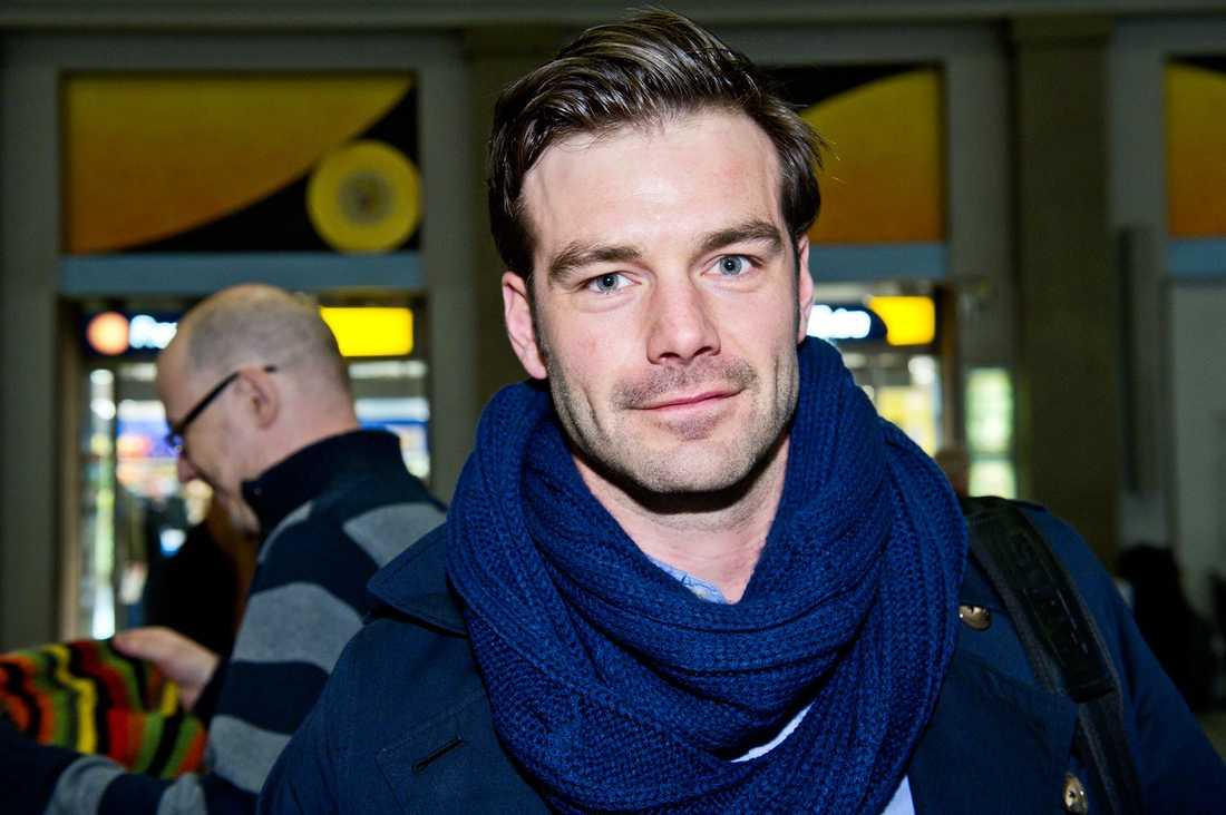"""Vågar du dricka läsk? Janus Schultz, 34, export manager, Århus i Danmark: """"Nej, det skulle jag fundera allvarligt på."""""""