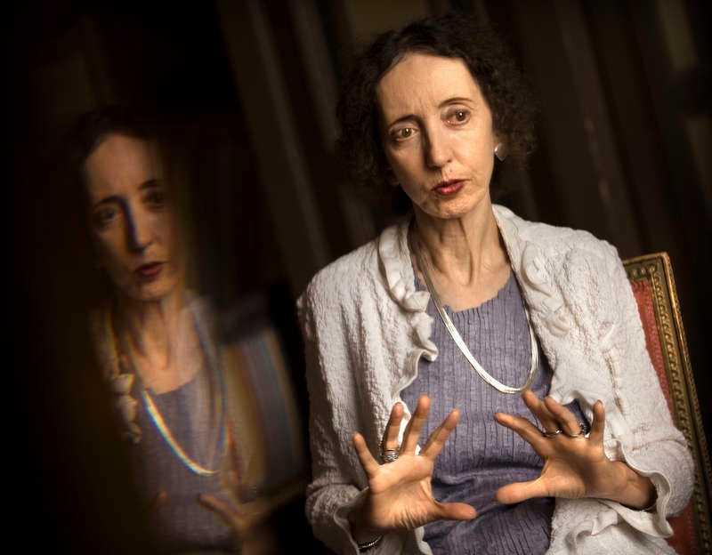 Joyce Carol Oates nya roman Mannen utan skugga är enligt författaren själv inspirerad av ett verkligt fall i Connecticut