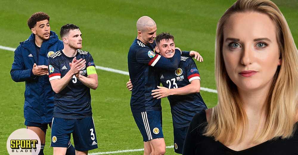 Fagerlund: Skottland lämnar som vinnare