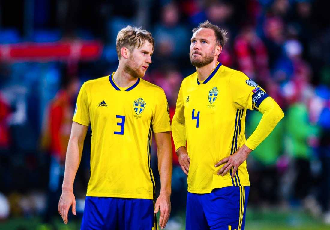 Helander har tidigare bildat mittbackspar med Granqvist