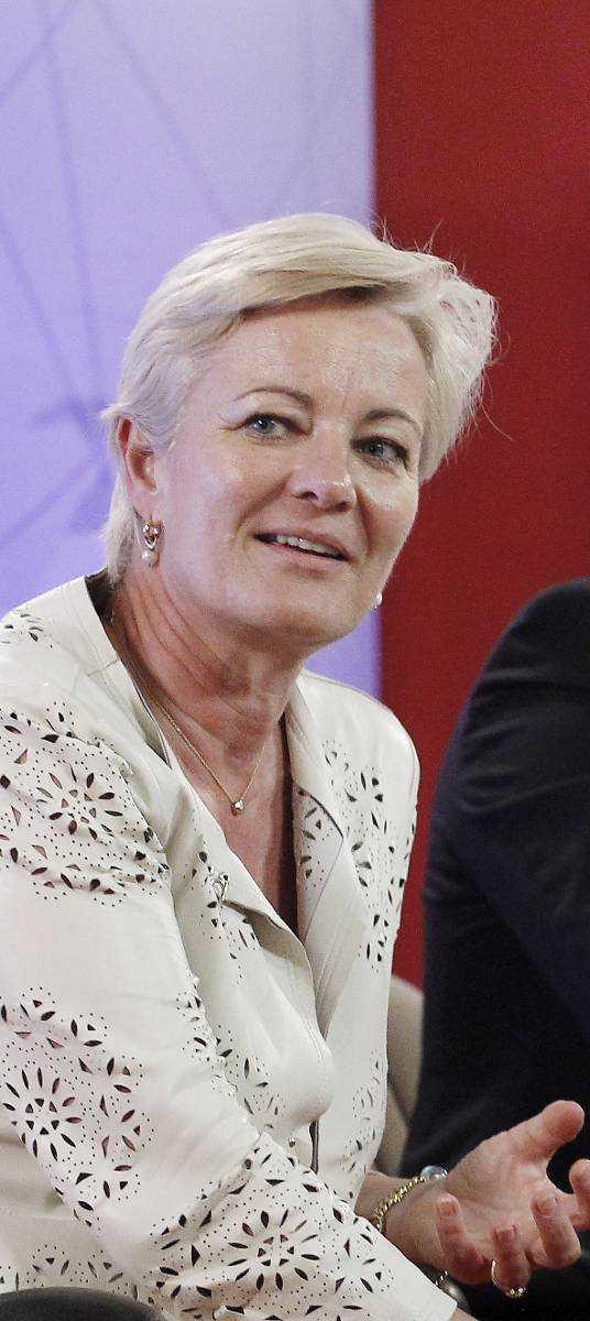 """När Sanna Nielsen tävlar i Eurovision i maj är det oklart om rösterna från Krim kommer att räknas som ryska eller ukrainska. """"Skulle rösterna kopplas till ett ryskt nätverk innan tävlingen, kommer dessa röster räknas som en del av det ryska resultatet"""", säger EBU:s generaldirektör Ingrid Deltenre."""