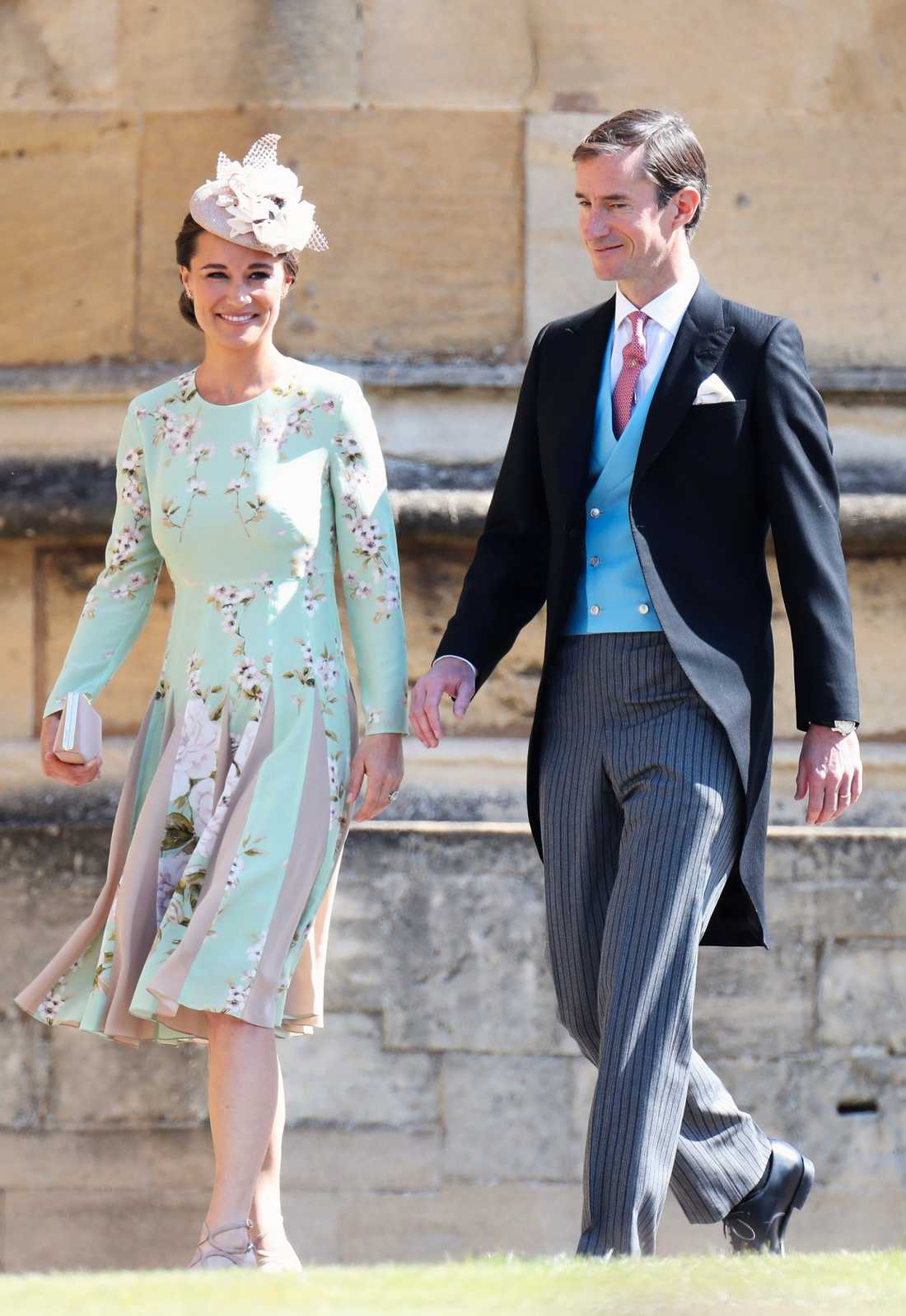 Pippa Middleton ochJames Matthews