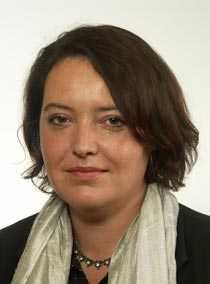 Camilla Lindberg (fp), röstade nej till FRA-lagen i riksdagen.