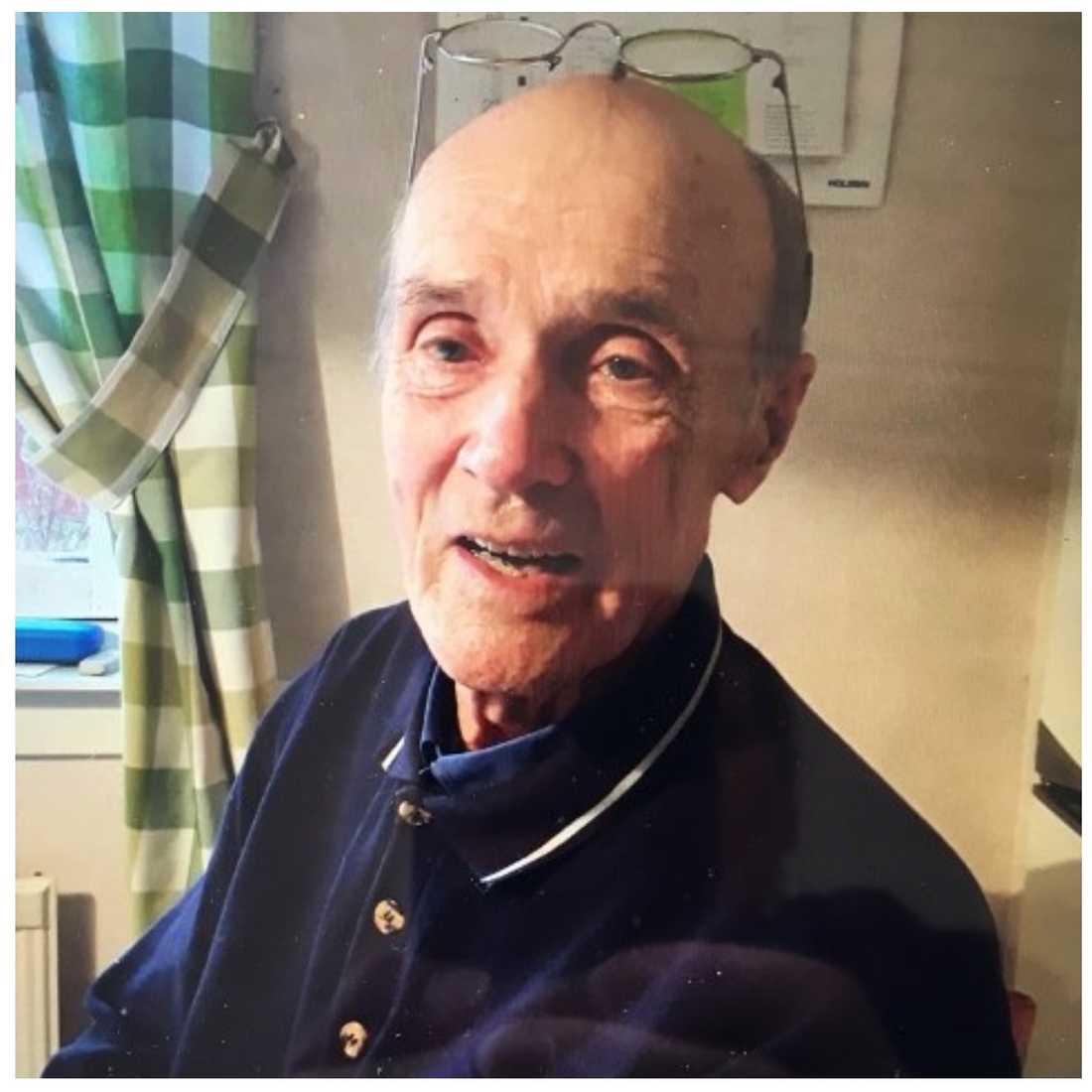 Olle, 80, som försvann den 3 augusti i samband med hans dagliga cykeltur vid Rentjärn i Västerbotten.