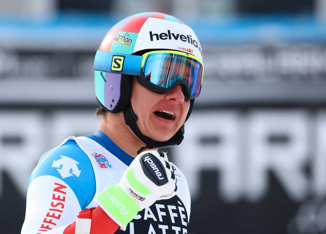Schweiziske alpintalangen Gian Luca Barandun är död – blev 24 år gammal.