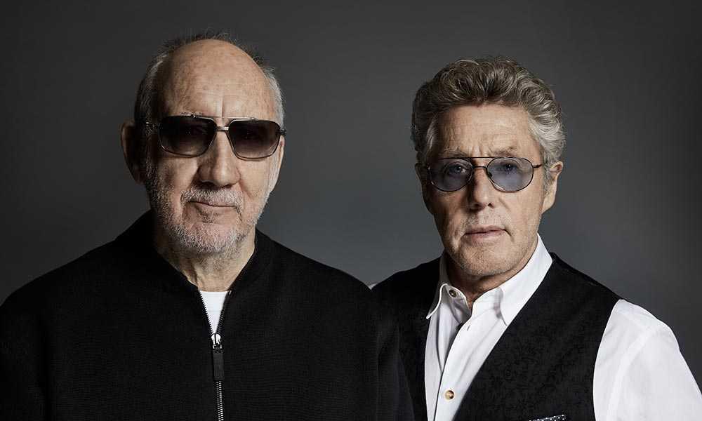 Tro det eller ej: Pete Townshend och Roger Daltrey i samma rum, på samma bild, samtidigt, i år!