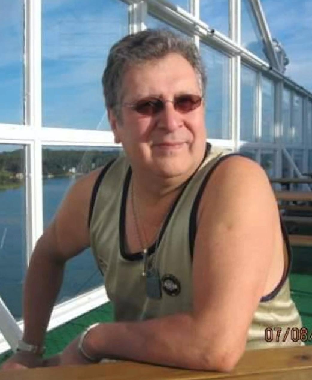 63-årige Daniel Cuevas Zuniga dog efter explosionen i Vårby gård.