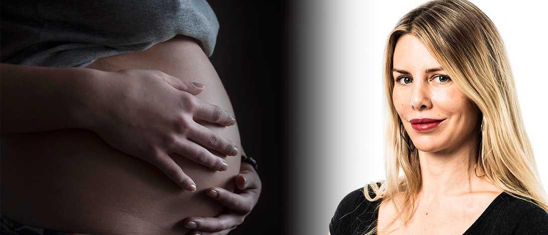 Surrogatmoderns liv tillhör inte henne själv, utan köparnas, skriver Kajsa Ekis Ekman.