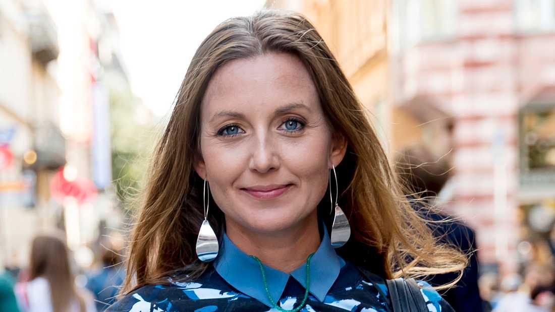 Sanna Lundell.