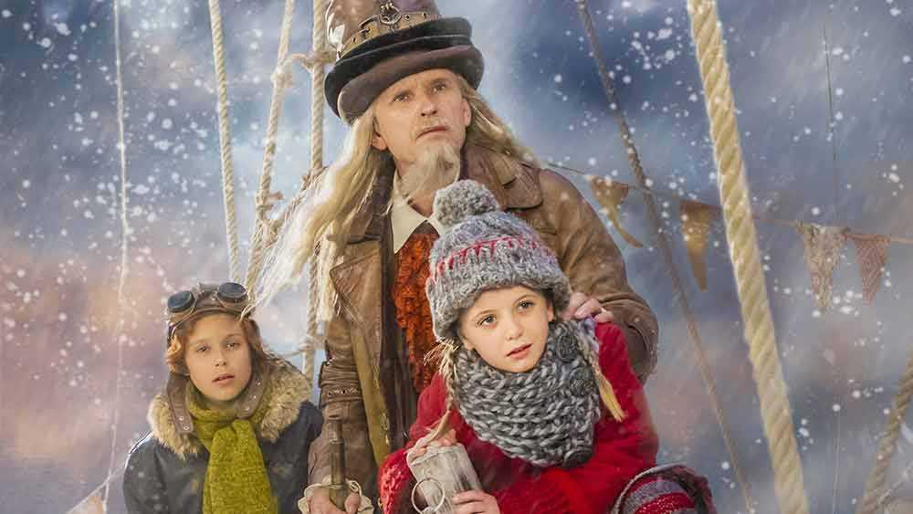Karaktärerna i SVT:s Julkalender Selmas Saga.