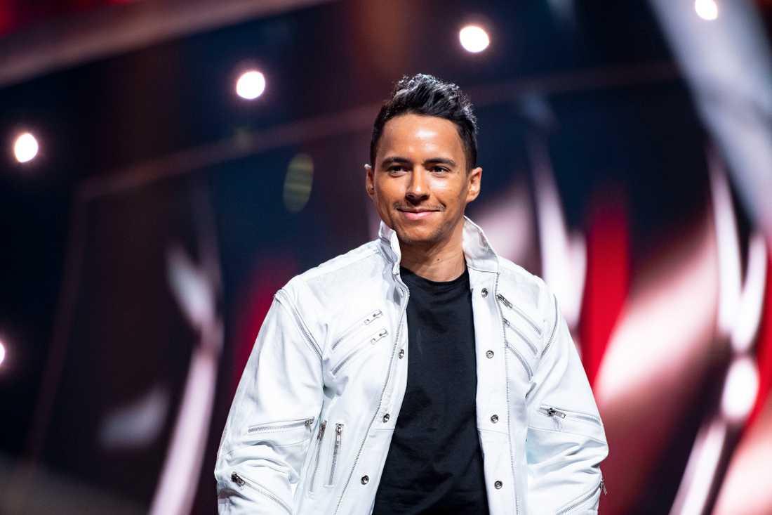 Jon Henrik Fjällgren i Melodifestivalen
