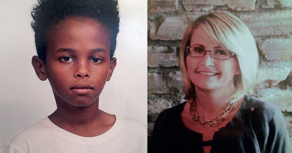 Jakob Abdullahi Hassan, 14, och Tone Ilebekk, 48, knivhöggs till döds i Kristiansand i södra Norge.