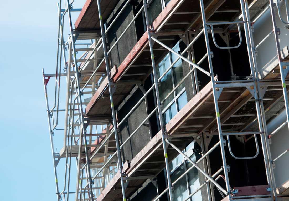 Stadsbyggnadsnämndens ja innebär 30 nya vindsvåningar i Malmö