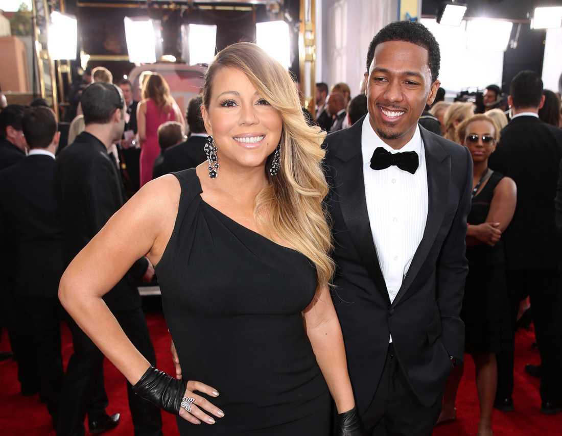 Mariah Carey kom fyra timmar försenad till filminspelning.