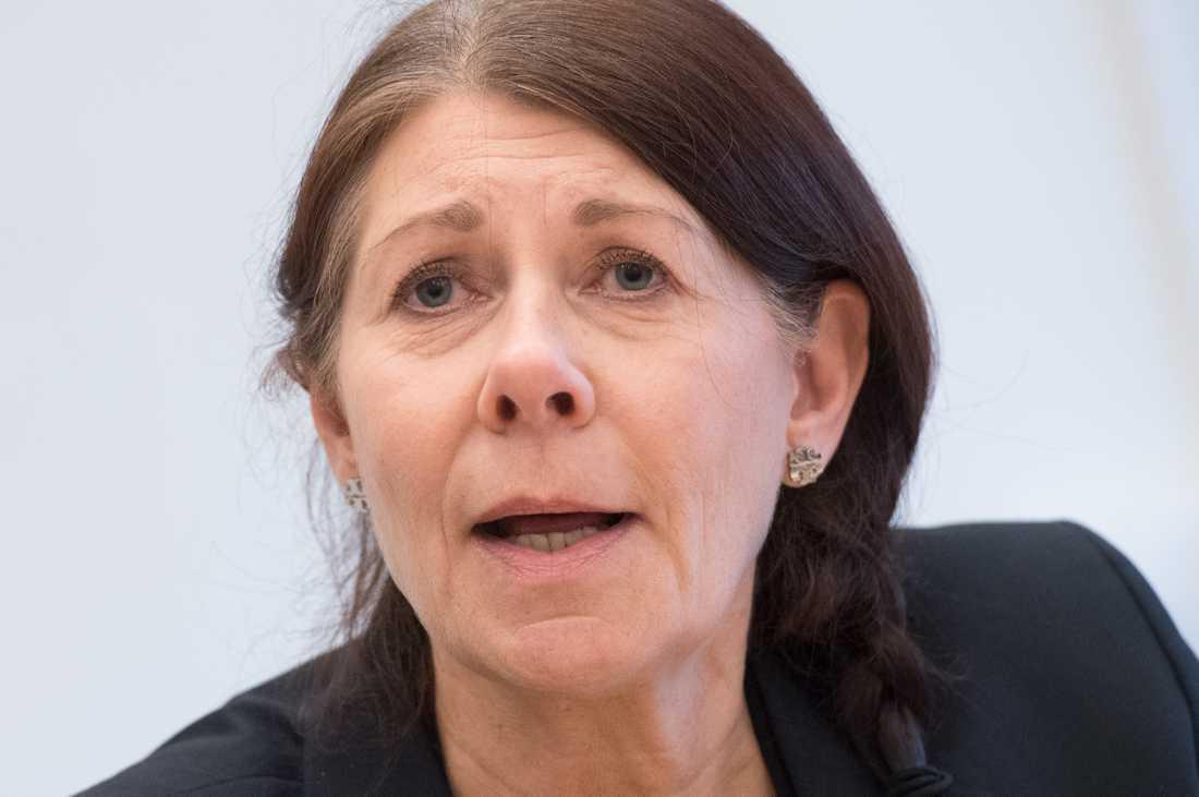 Ulla Gustavsson.
