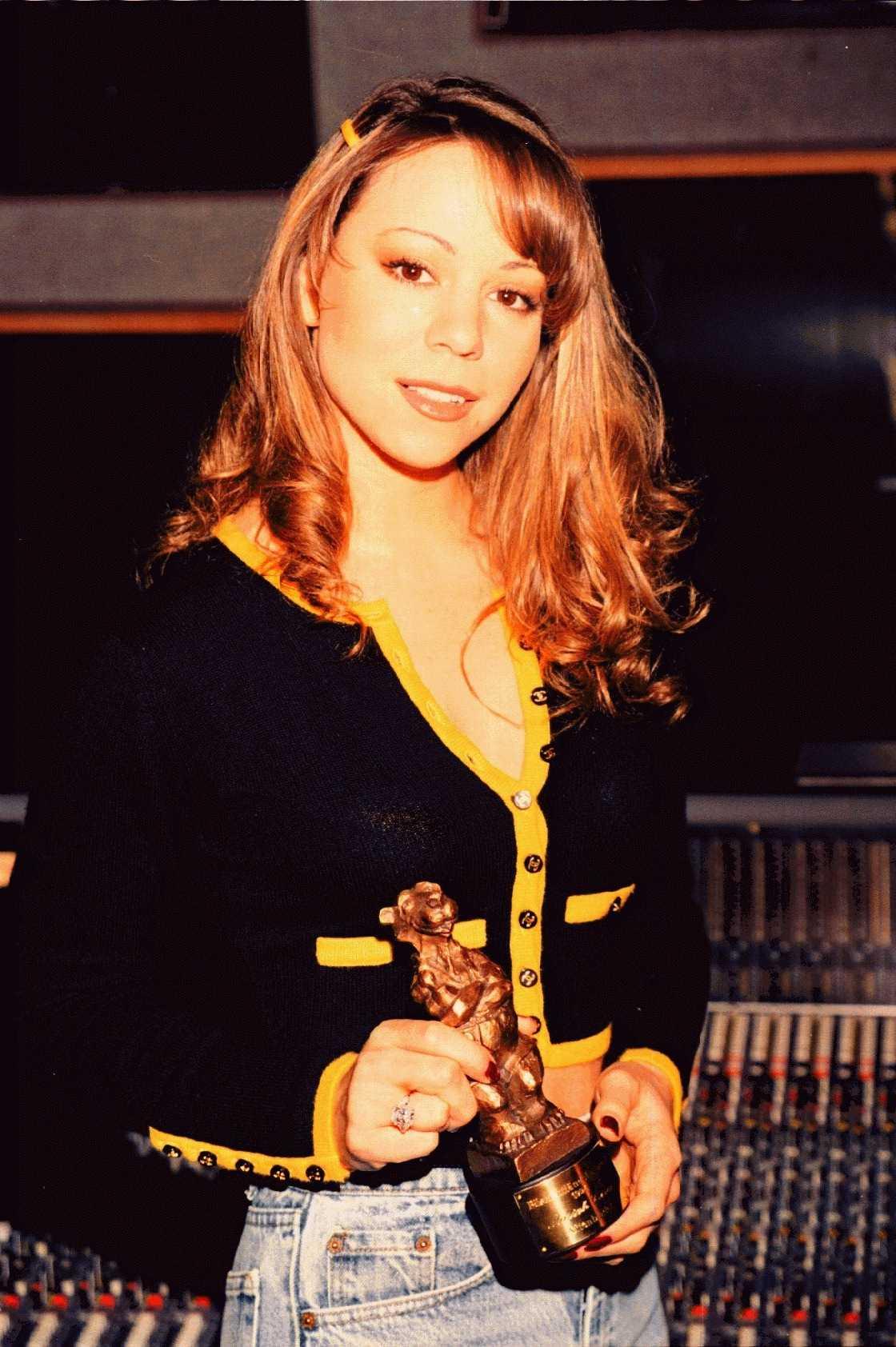 Vintage Mariah Mariah Carey 1995.