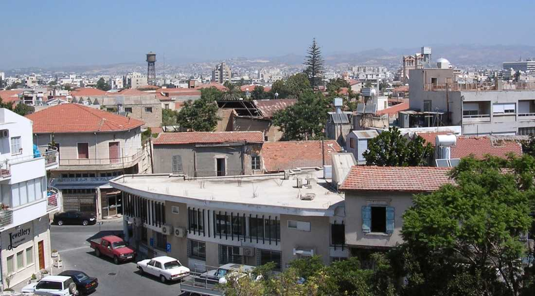 Limassol på Cypern.