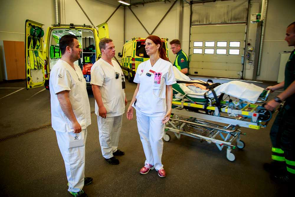 Krisen på akuten i Lund får sjuksköterskor fly. Redan i år har 12 sjuksköterskor slutat. Flera andra är sjukskrivna på grund av utmattningssymtom.