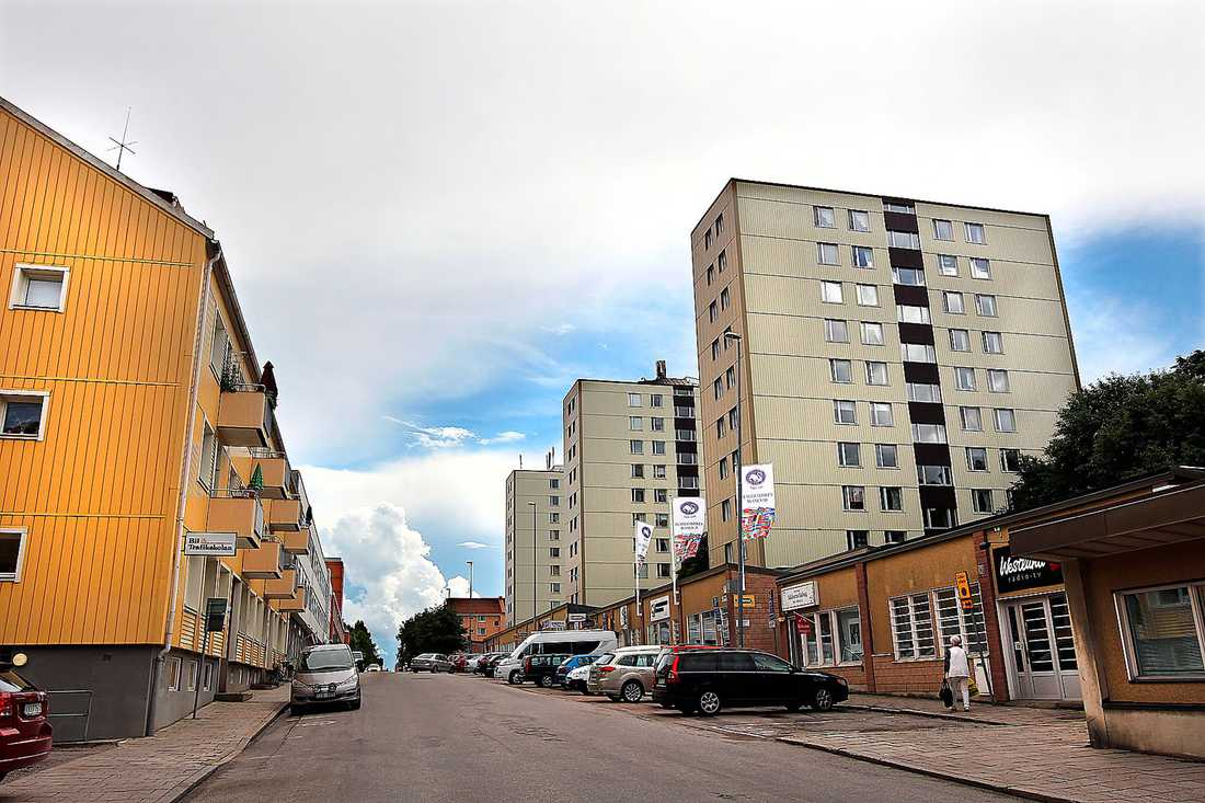 3: Kvinna, 26, rån. Hamiltongatan/Södra Kansligatan, centrala Gävle, natten mot söndag 8 juli. Oklar tidpunkt.
