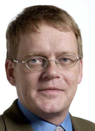 Dag Larsson, landstingsråd och ledamot i kommun.